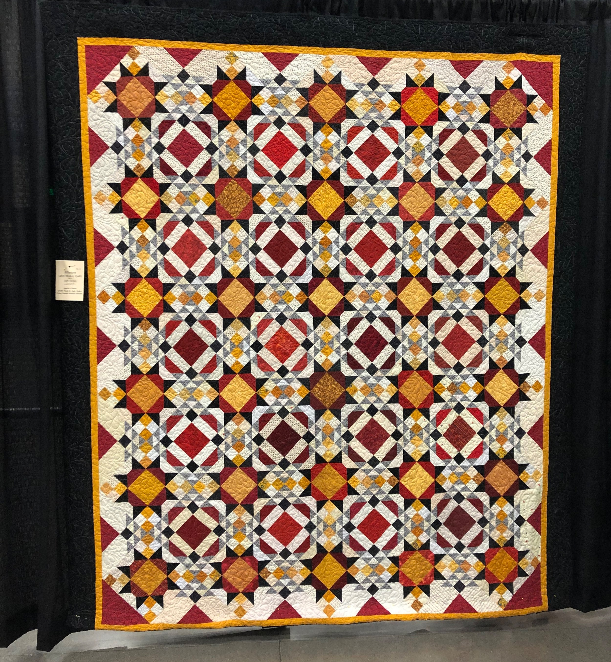 Allietare - Mystery Quilt 2015