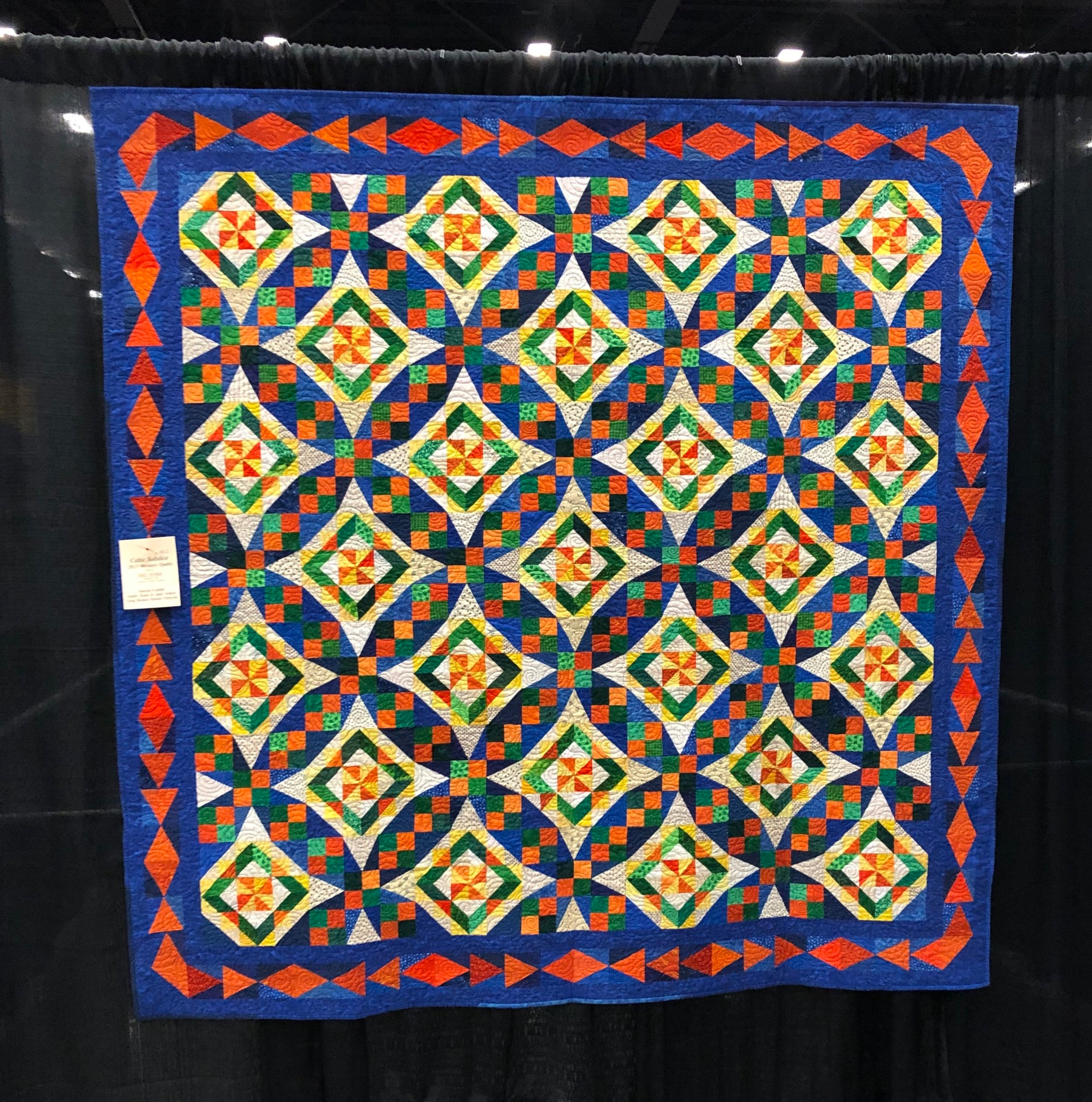 Celtic Solstice - Mystery Quilt