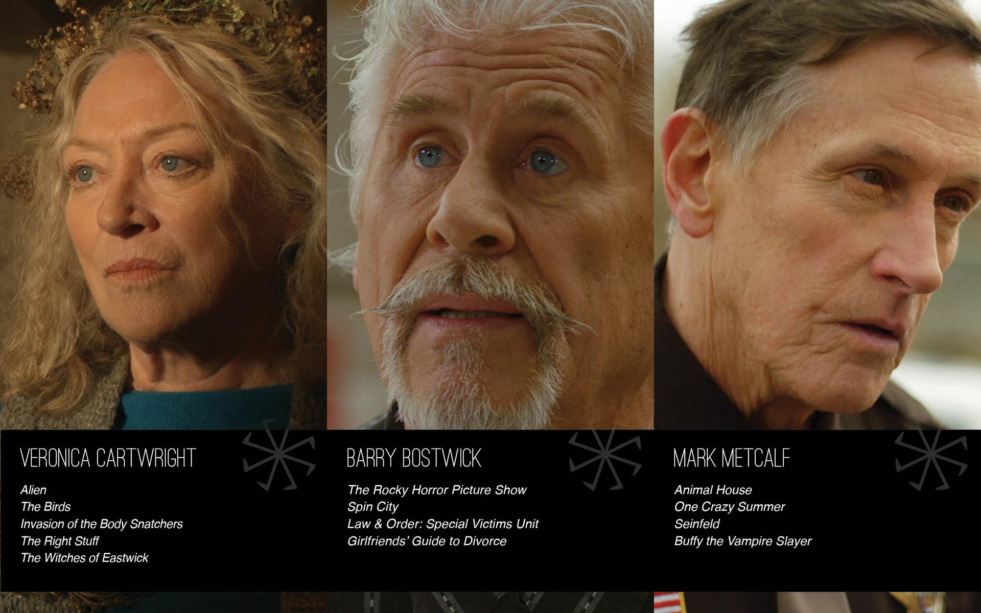The Field Actors 1/2