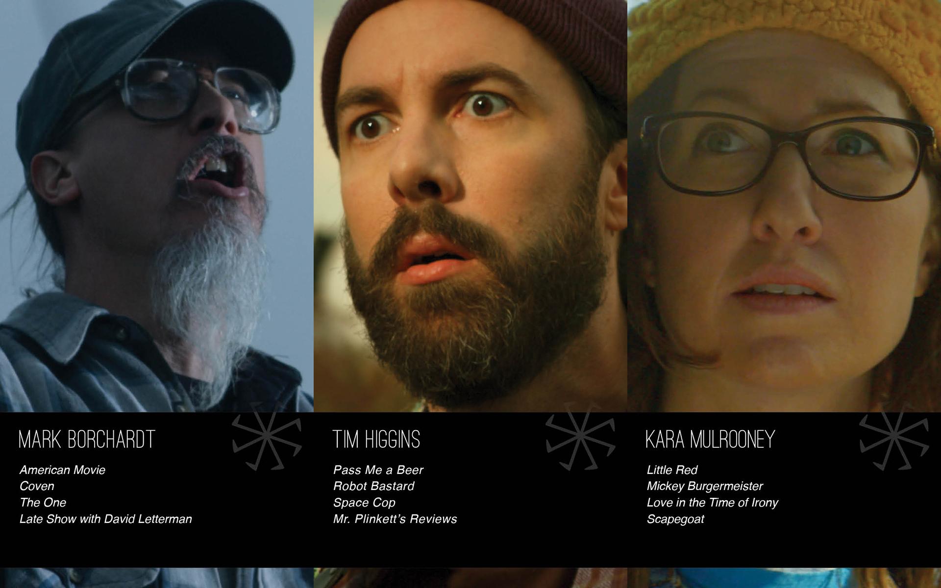 The Field Actors 2/2