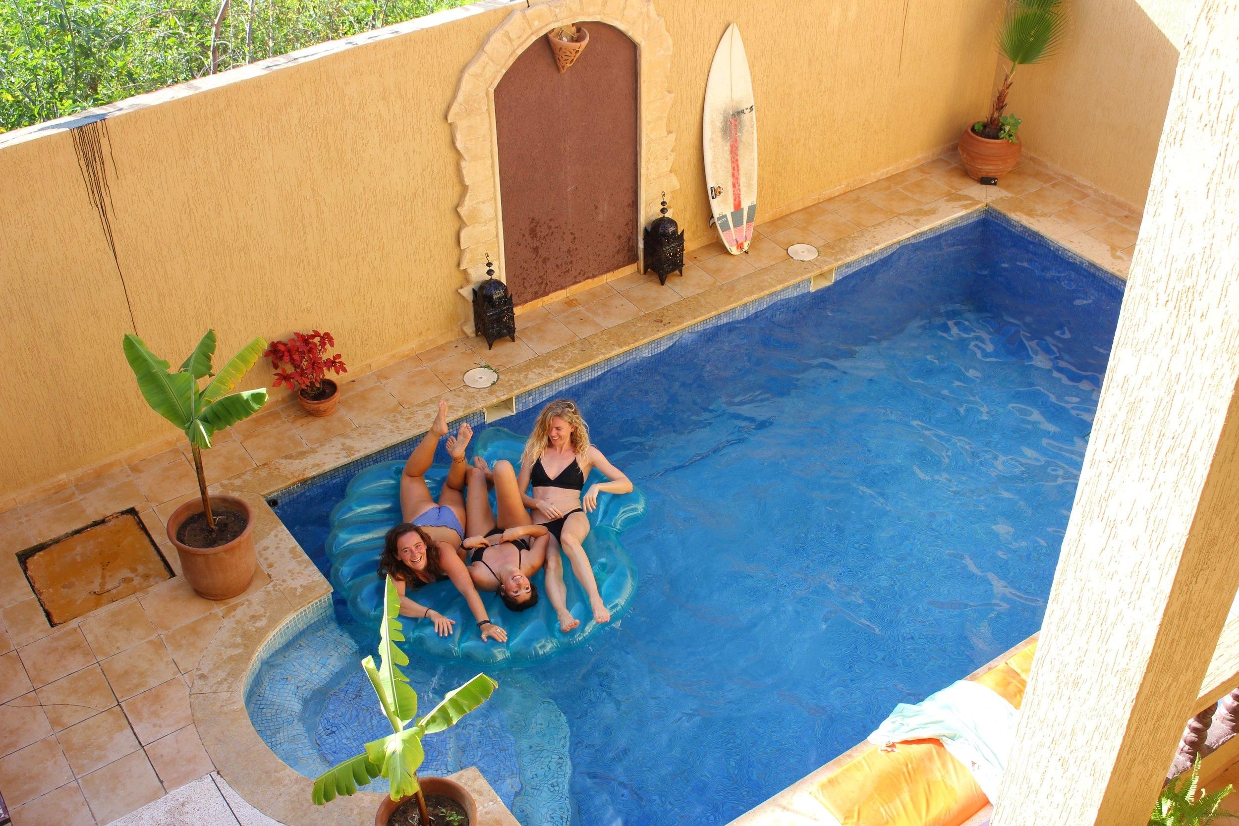 Surf villa Morocco
