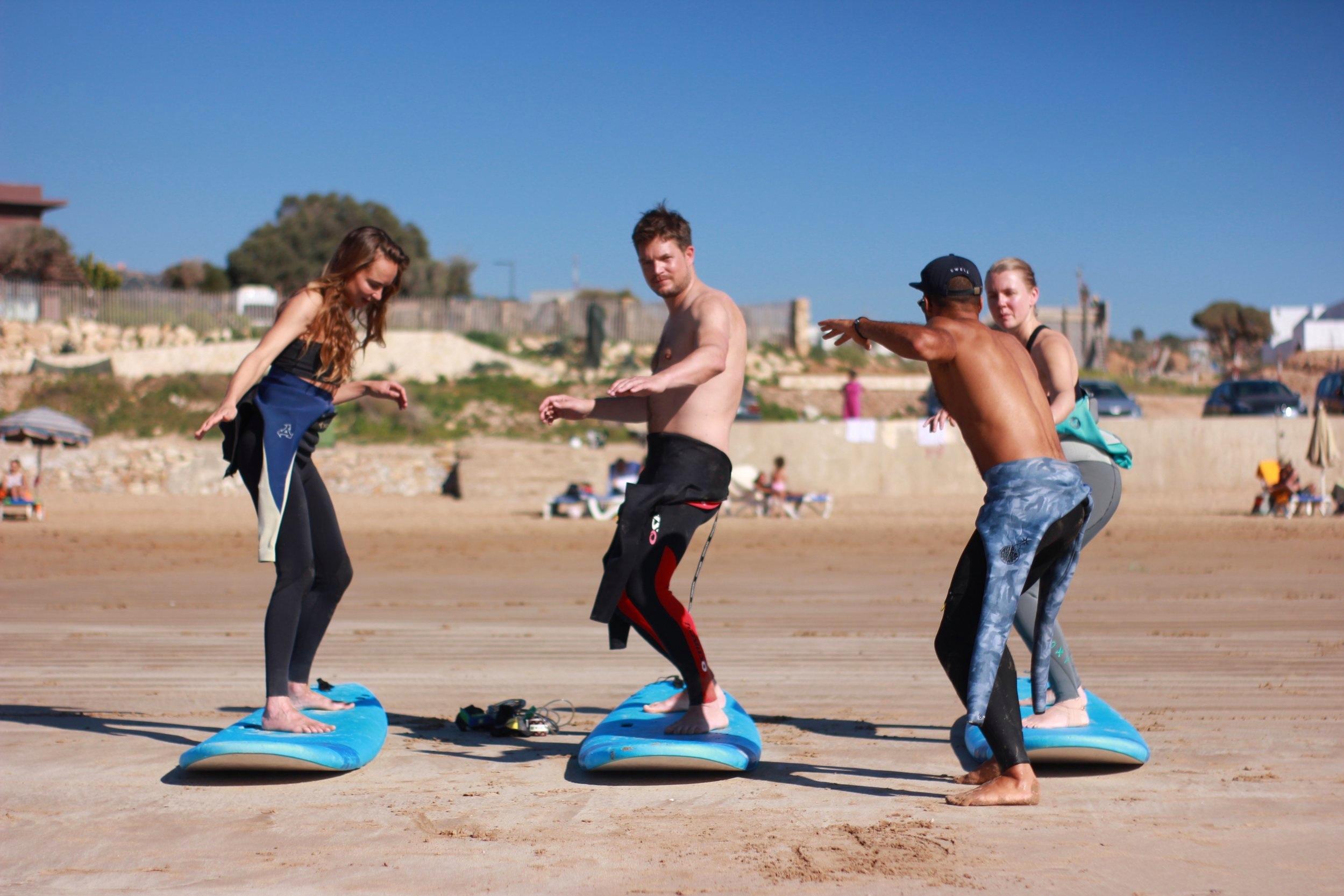 Chernaki Surf Experience
