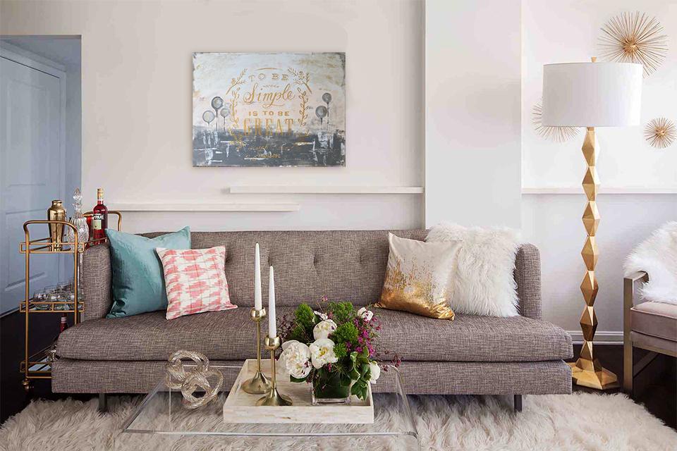 Simply Beautiful Brushless Plaster Wall Art Class with Kari Ransom