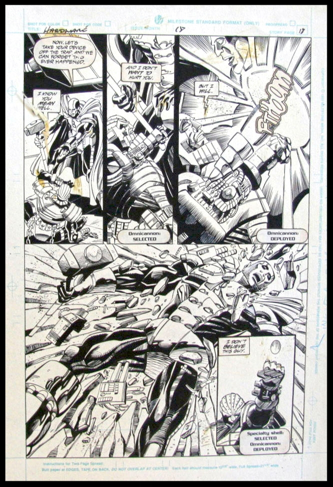 Hardware #18 - Page 18 - Pencils & Inks