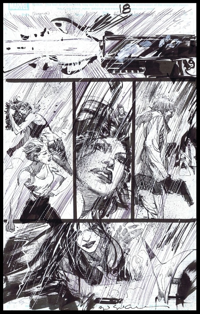 The Question #37 - Page 18 - Pencils & Inks