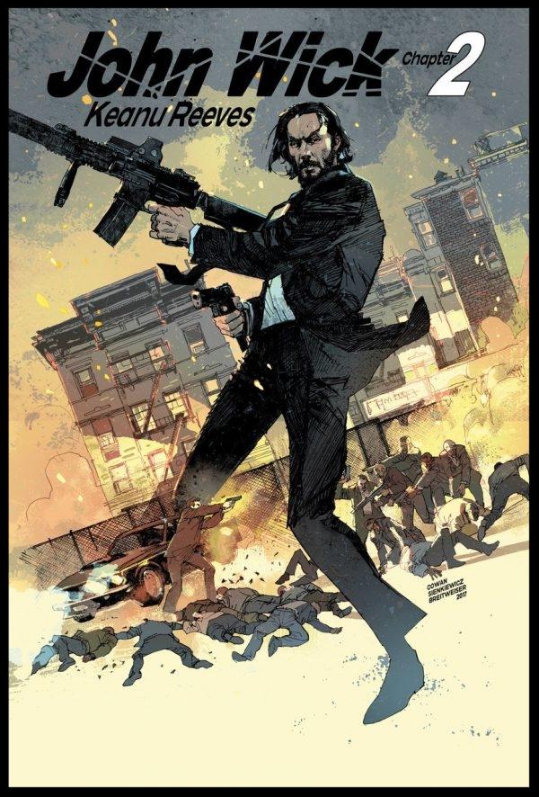 John Wick 2 - Poster - Final Color