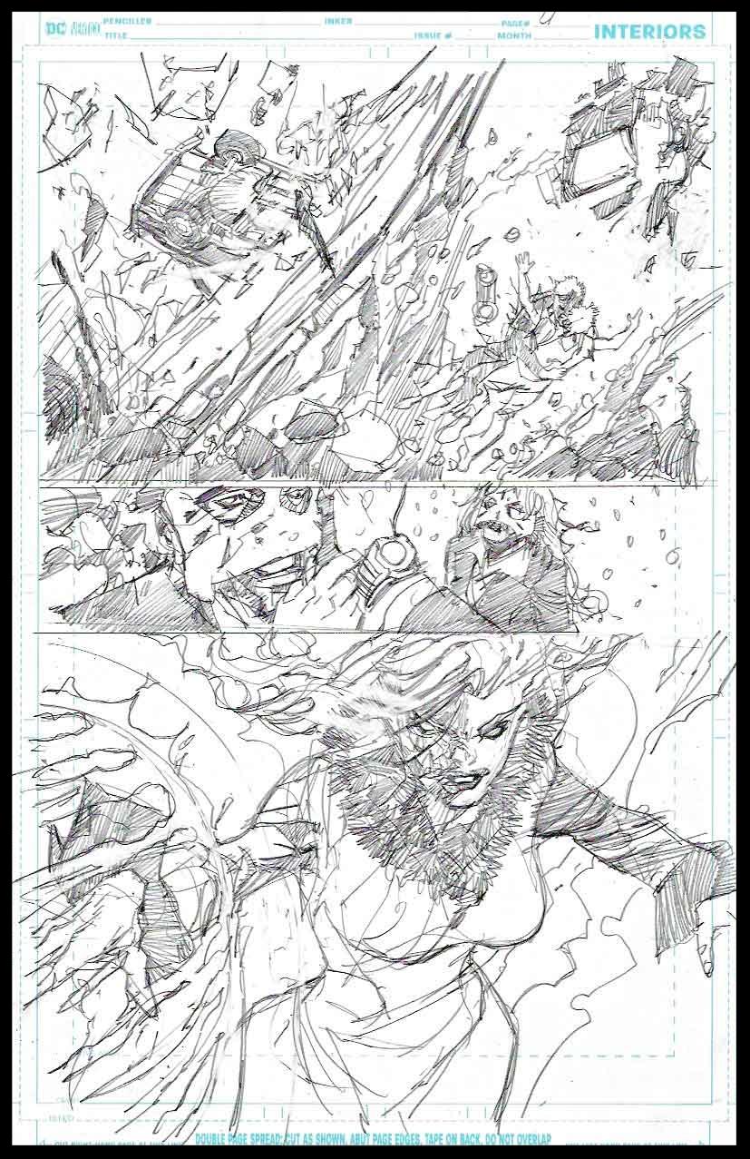 Brimstone #11 - Page 4 - Pencils