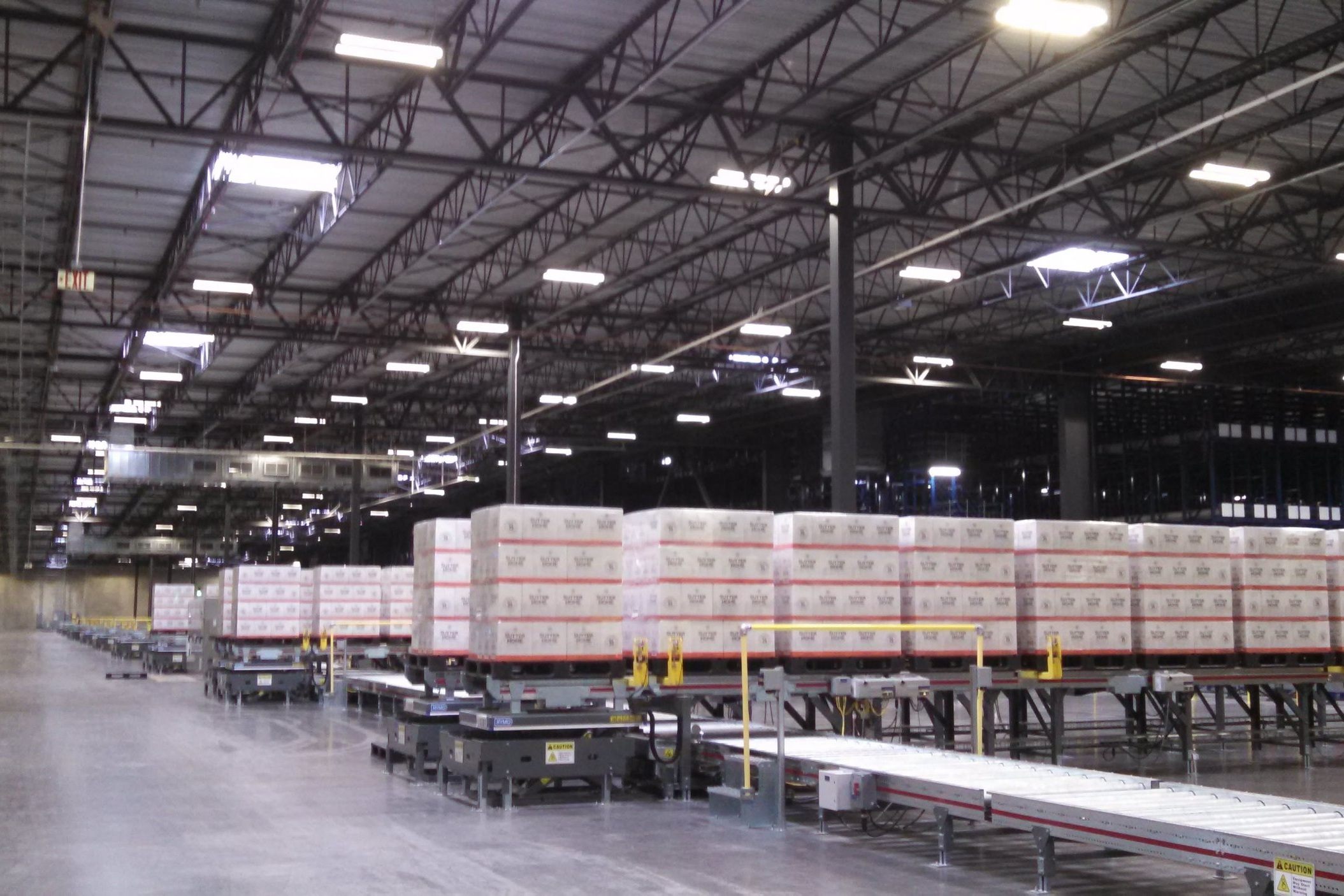 Automated Warehouses -
