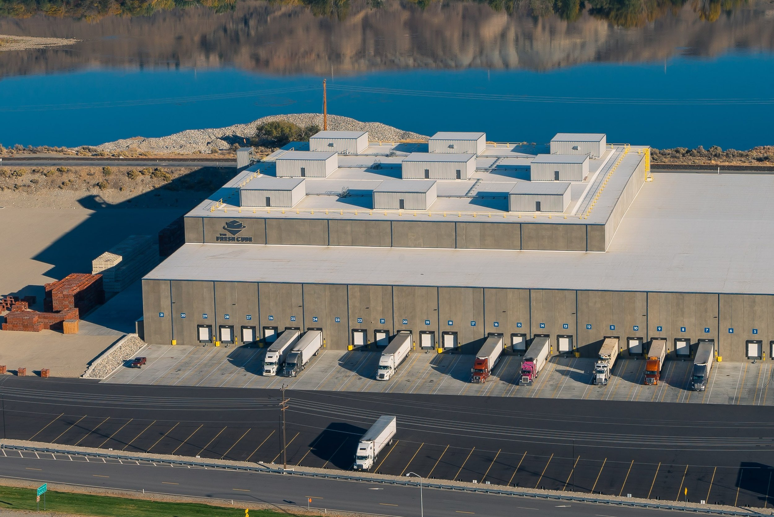 Stemilt Distribution Center -