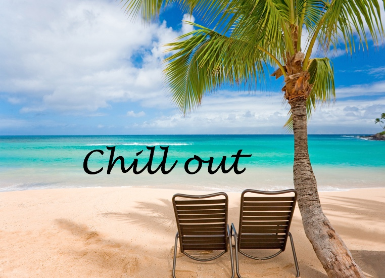 """Can you use the English phrasal verb """"chill out"""" in a sentence? 😎"""