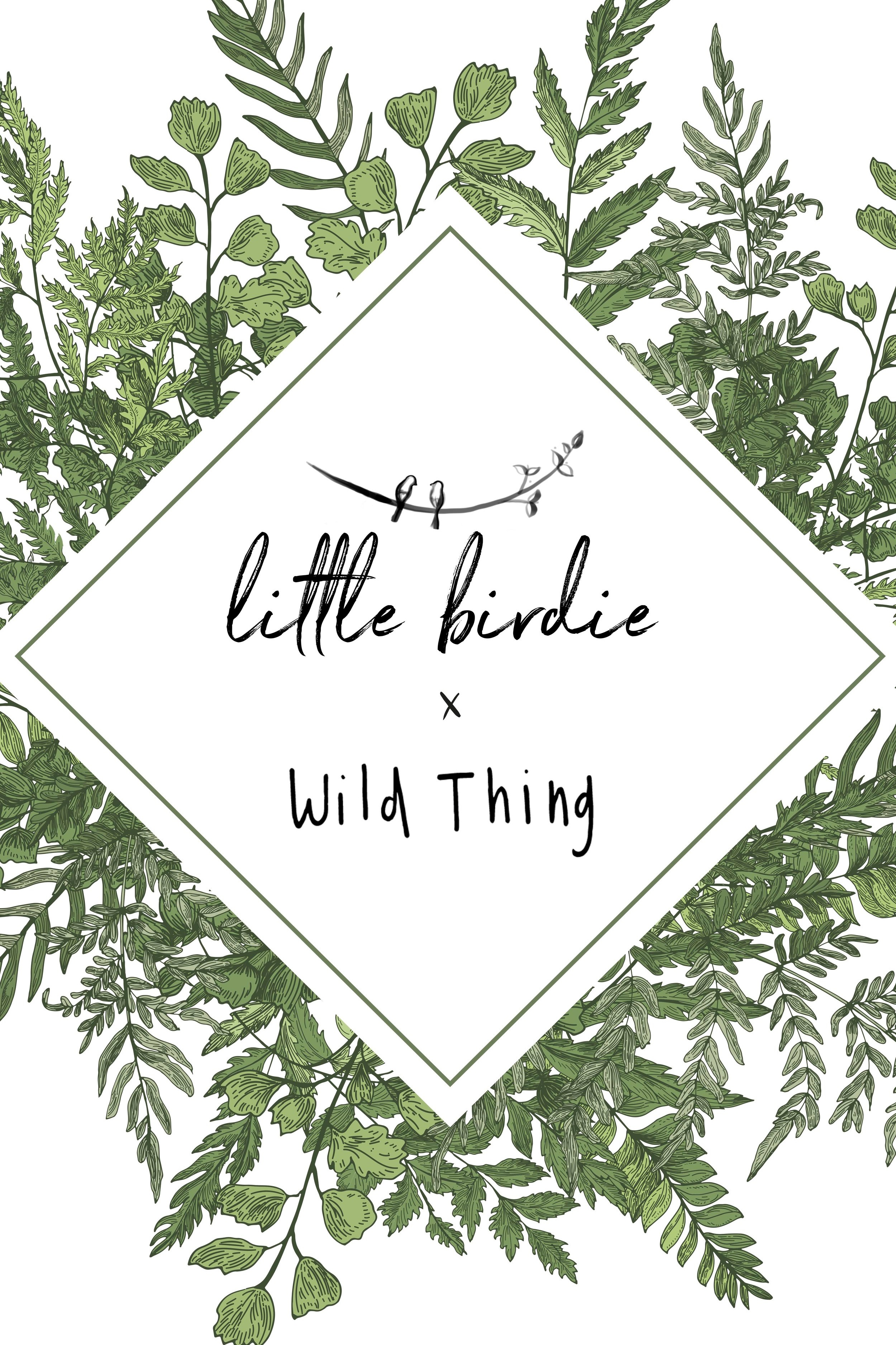 Little Birdie x Wild Thing! - we bring you our next event - at the beautifully thoughtful Wild Thing.Tickets are now on sale & showcase tables are available - get in touch with us via our Contact page or DM on instagram!