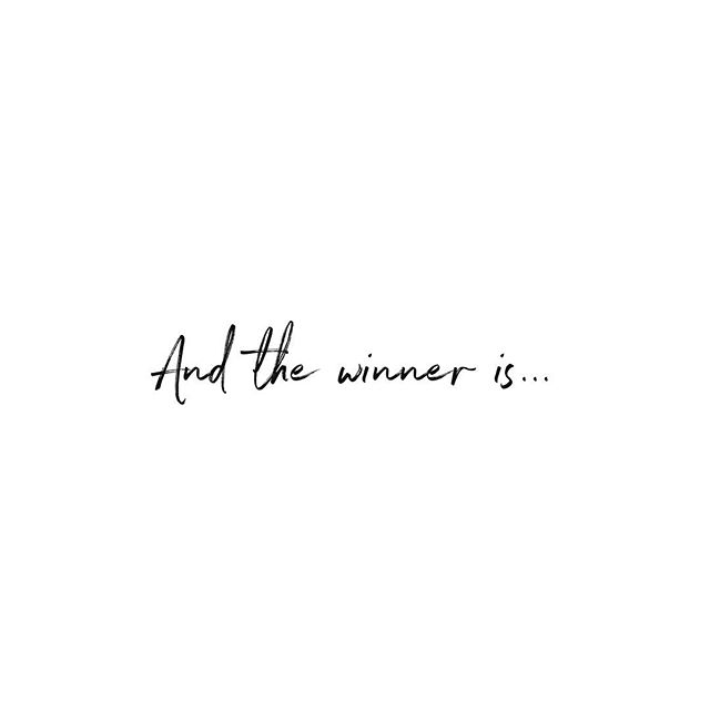 Apologies for the delay! But we are happy to announce that the winner of our giveaway is.... 🌟 🌟 🌟 @cardifffoodiefan !!! Congratulations and thank you to everyone who entered! We will be doing more giveaways for tickets in the future for future events so keep your eye out! @cardifffoodiefan please DM us when you can to claim your tickets for yourself and a person of your choice!