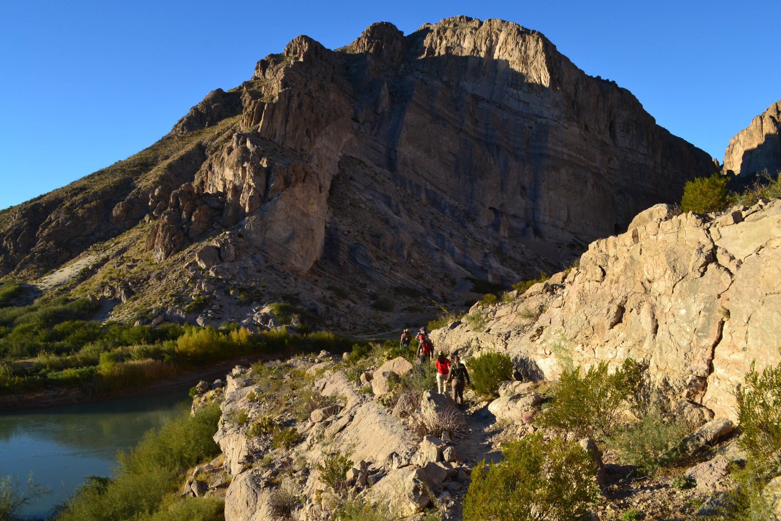4 day Boquillas canyon -