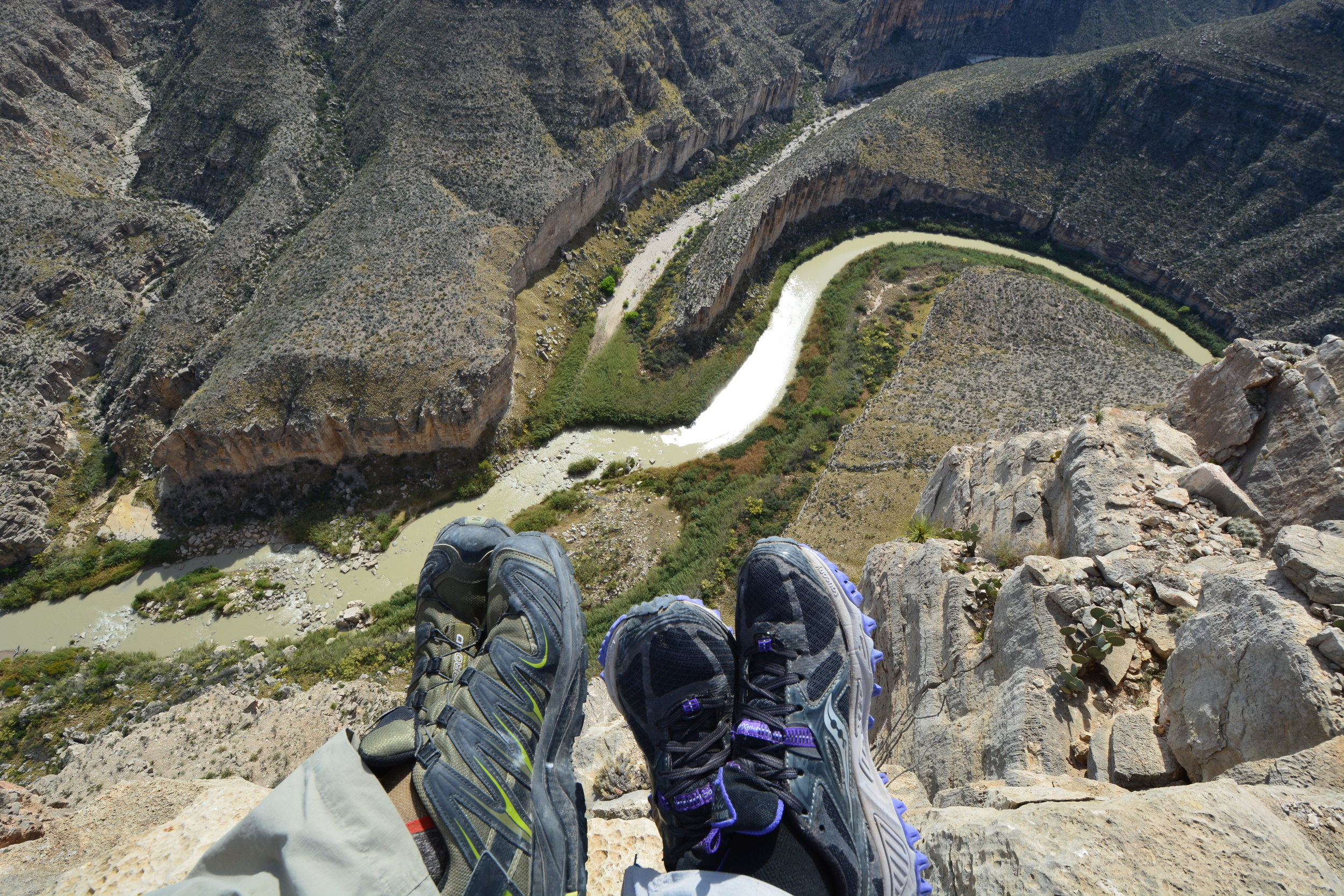 10 Day Lower Canyon of the Rio Grande -