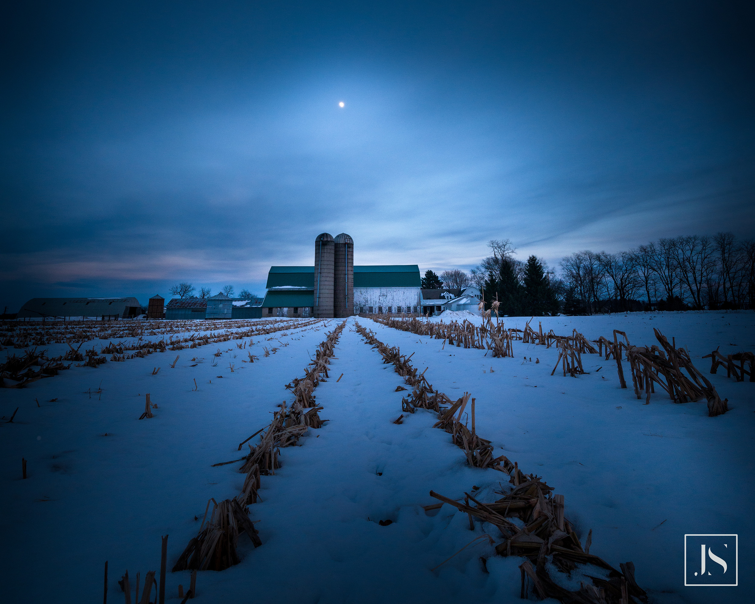 Moonlit Farm-Delafield, WI