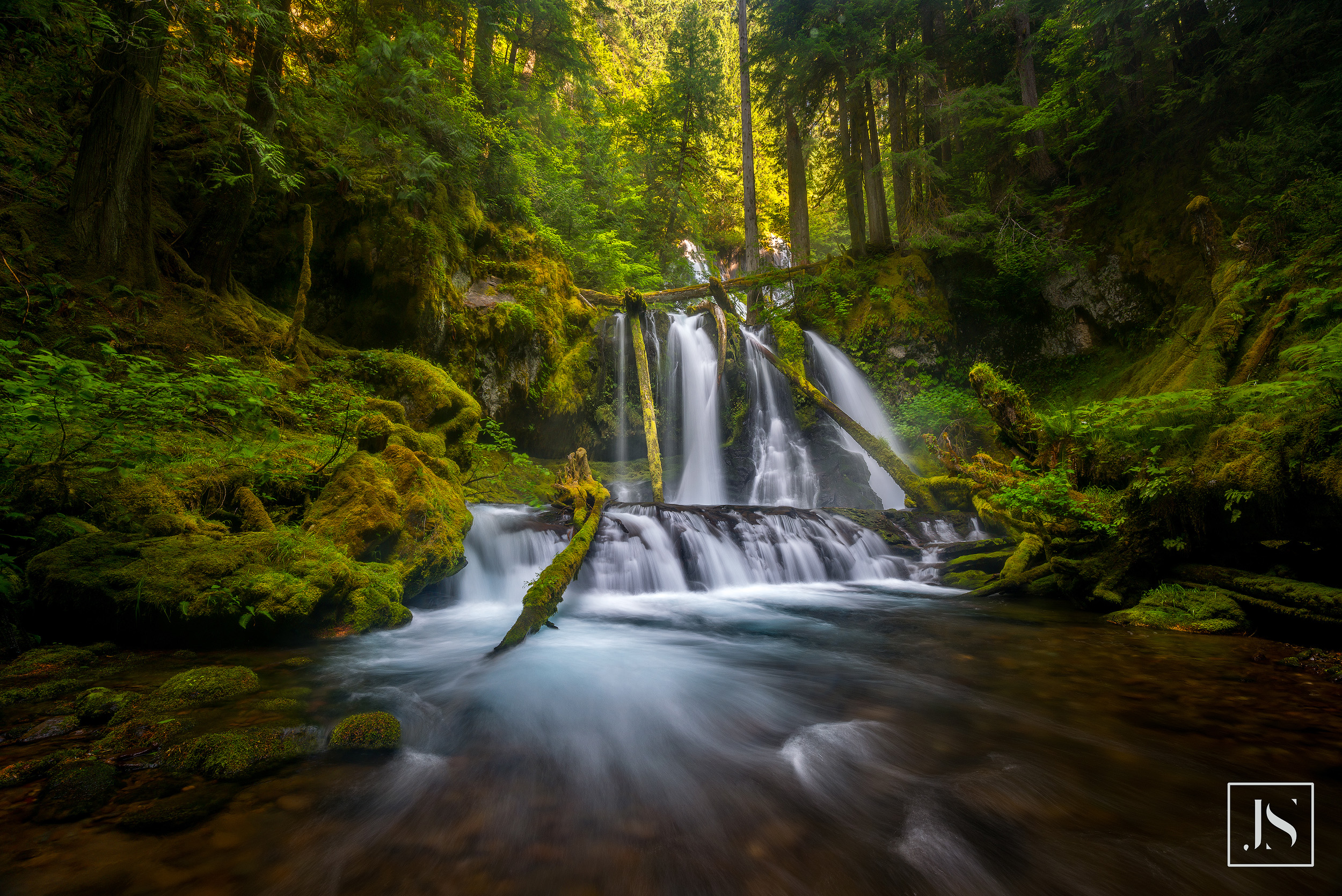 Panther Falls, Washington-2014