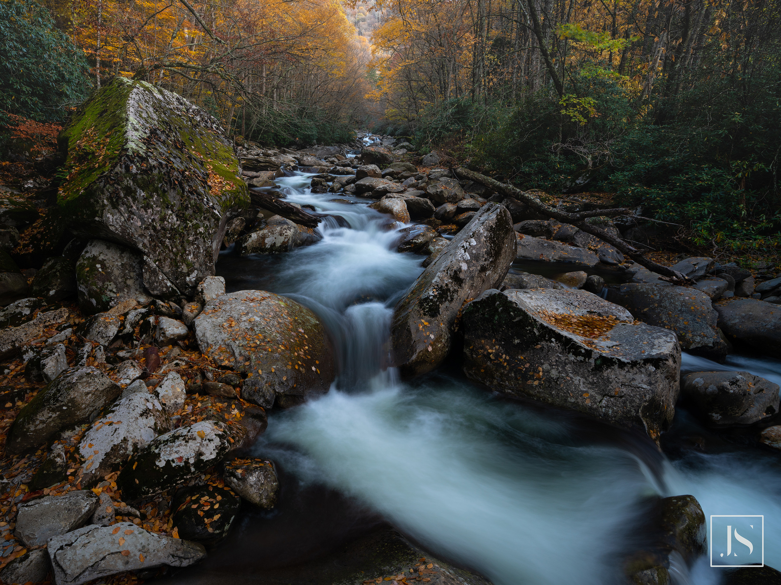River Quest-Smoky Mountain National Park-TN