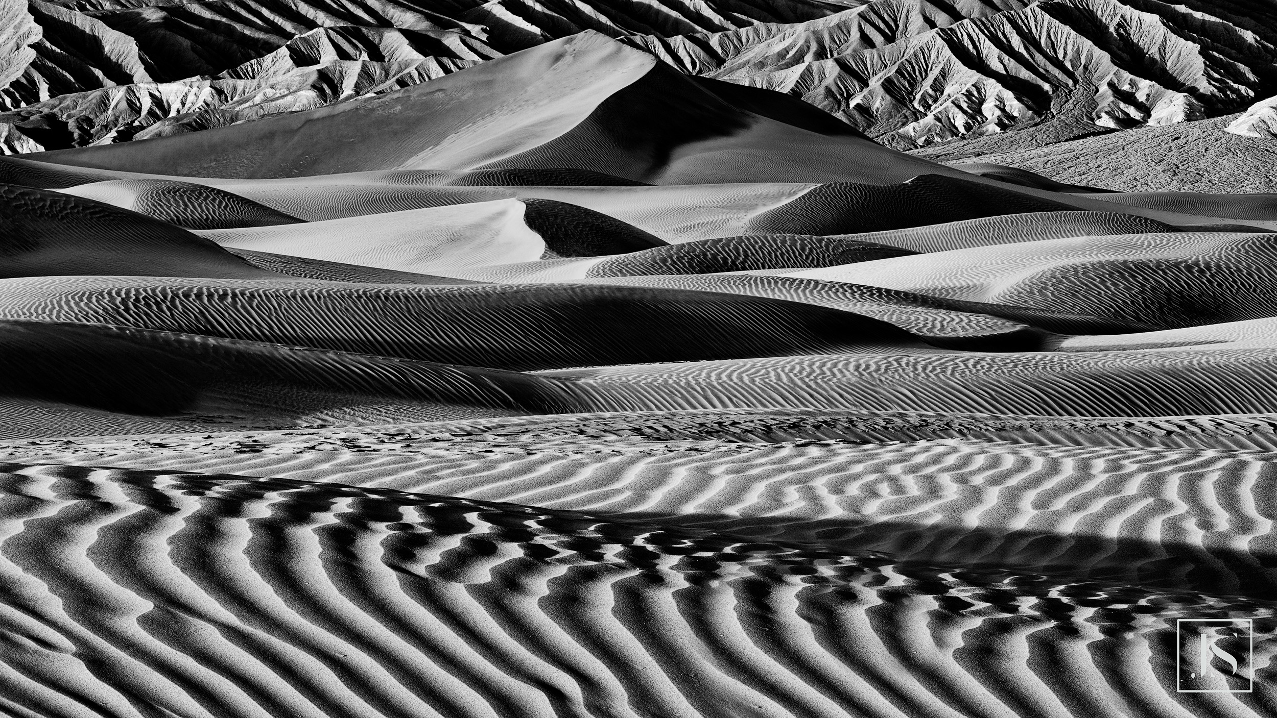 Patterns-Death Valley National Park, CA