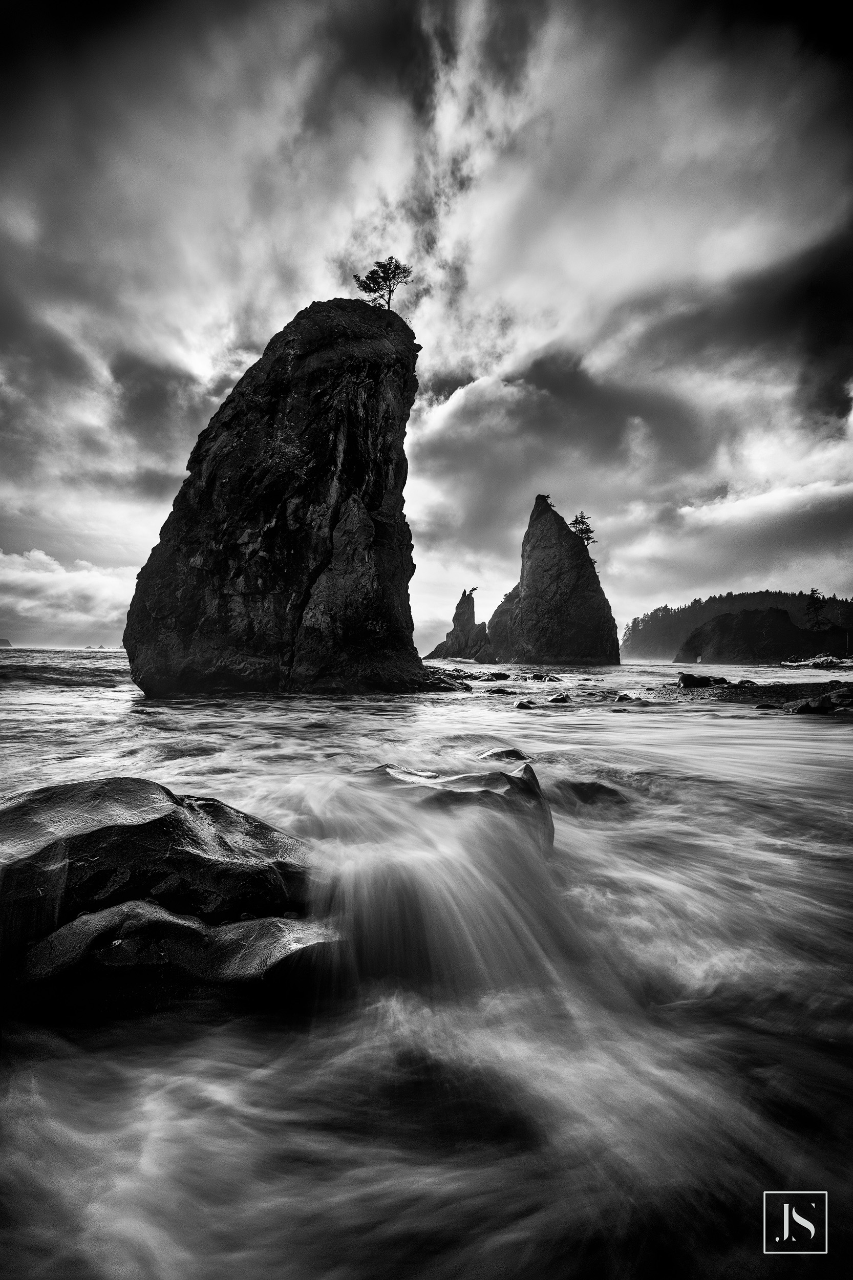 Rialto Beach, Washington-2014