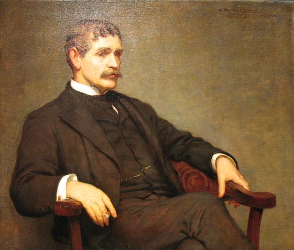 Kenyon Cox (1856-1919)