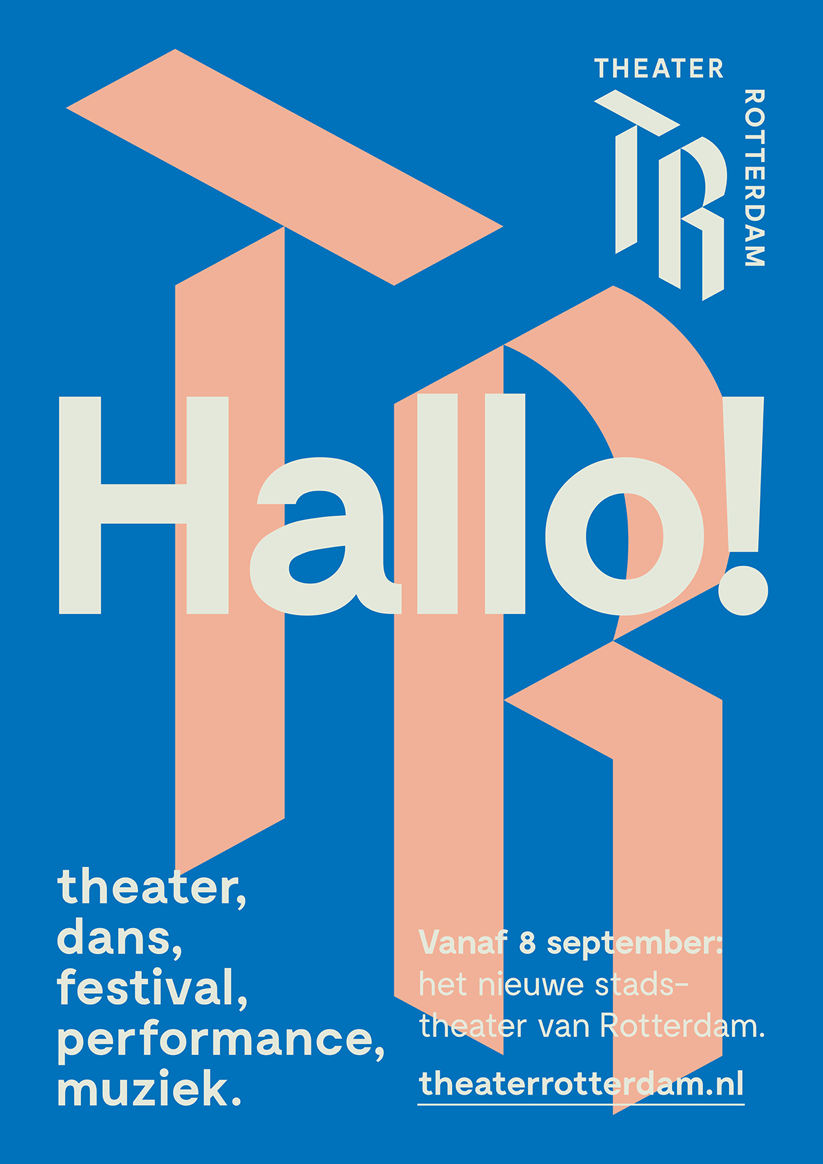 Theater Rotterdam Openingscampagne 2017
