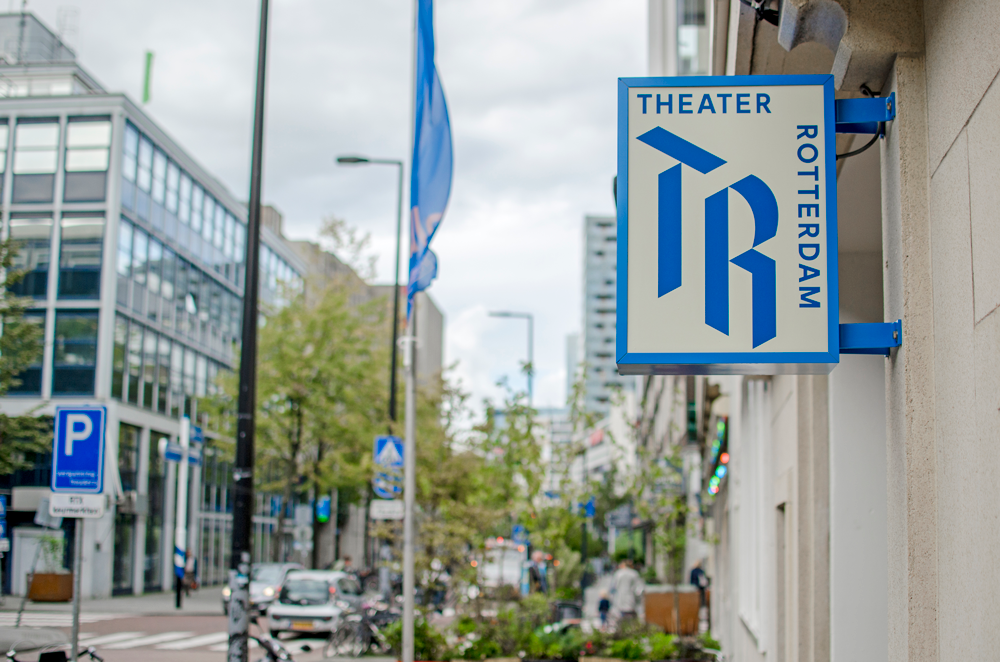 Theater Rotterdam - Witte de With