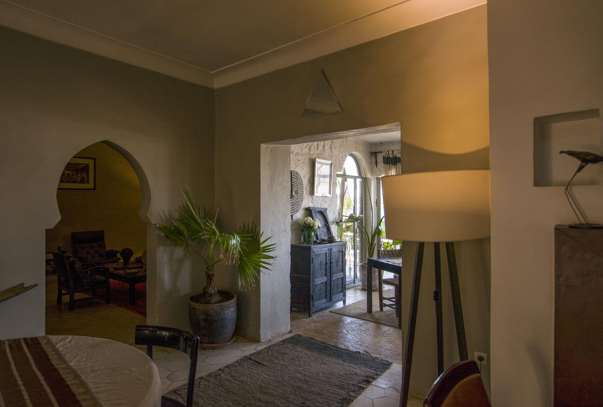 Hotel Petit du Flouka