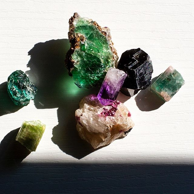Minerals and gemstones help in various ways: you can hold them, carry one in your pocket,  wear them or spray them like in the mineral sprays available in the online shop. If you need a confidence boost try Fluorite, if you want to be more kind to yourself try Rose Quartz and for better sleep try Amethyst. . . . . . #selfcare #holistic #healingstones #holisticliving #aromatherapy #emotionalintelligence #selflove #jewellery #healing #love #meditation #healthylifestyle #plantbased #mindfulness #wellness #holistichealing #holistichealth #healthyliving #vegan #holisticnutrition #naturalhealth #essentialoils #yoga #natural #holisticlifestyle #organic #healthy #naturalmedicine #health #mentalhealth