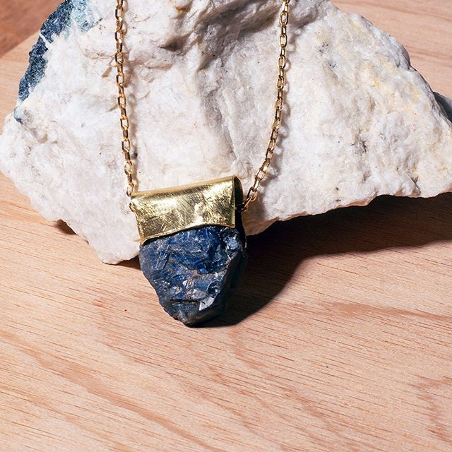 A dark Sapphire crystal set in brass is now online - link in bio. . . . . . #ring #jewellery #oneofakindjewelry #handmade #yogi #beauty #cute #healingcrystals #jewelryaddict #beautiful #ootd #instajewelry #fashion #design #art #fashionista #accessories #shopsmall #fashionblogger #handmadejewelry #gold #necklace #style #consciousness #jewelry #jewelrydesigner #love #jewelrygram #necklace #jewels