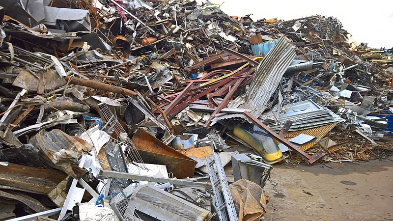 Scrap-metal-collection-Bristol