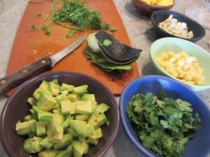 condiments for soup