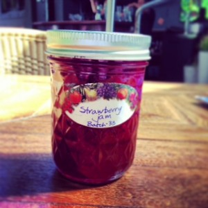 Labeled jam