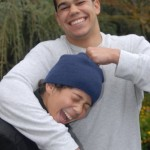 Zac and Eli