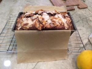 Cake in pan IMG_5206