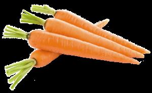 raw carrots (use)