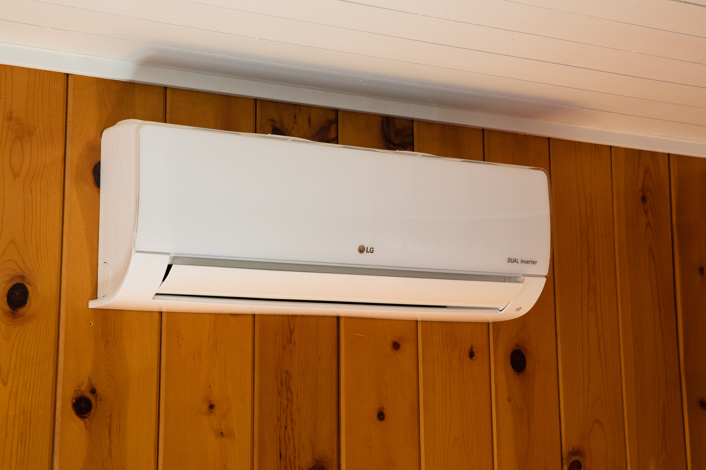 The house has new mini splits throughout for both heating and cooling.
