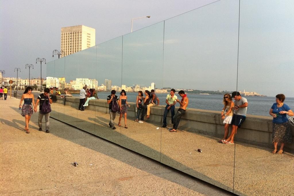 "JUAN DELGADO ON THE NEW ""DETRÁS DEL MURO"" EXHIBITION AND BOOK - Cuban Art News"