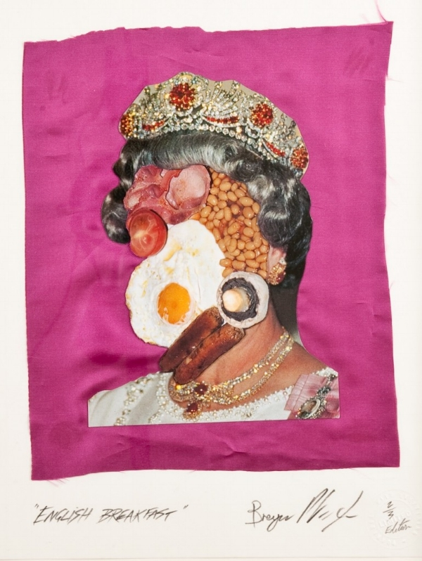 Genesis BREYER P-ORRIDGE,  English Breakfast , 2009