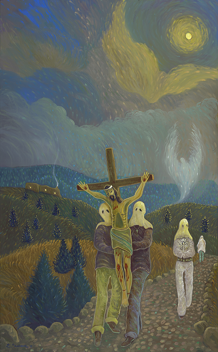 PENITENTES OF NORTHERN NM (31 X 50)