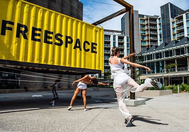 Come down to @zeitzmocaa today to witness a vibrant, multi-dimensional performance piece which is an invitation for young and old; it will be the final #freespace event and a celebration of the #freespace month https://www.freespace.events/events/2019/02/17 . . . . . . #freespaceevents #freespace #africancentreforcities #vandawaterfront #freespacesa #zeitzmocaa #placemaking #southafrica #southafricaza #socialjustice #urbandesign #whatsoncapetown #capetown #capetownmag #opencities #spatialjustice #representationmatters #africancities #urban #architecture #design #city #sustainability #change #innovation #futures #silodistrict #capetownsouthafrica #artweekcapetown #ictaf