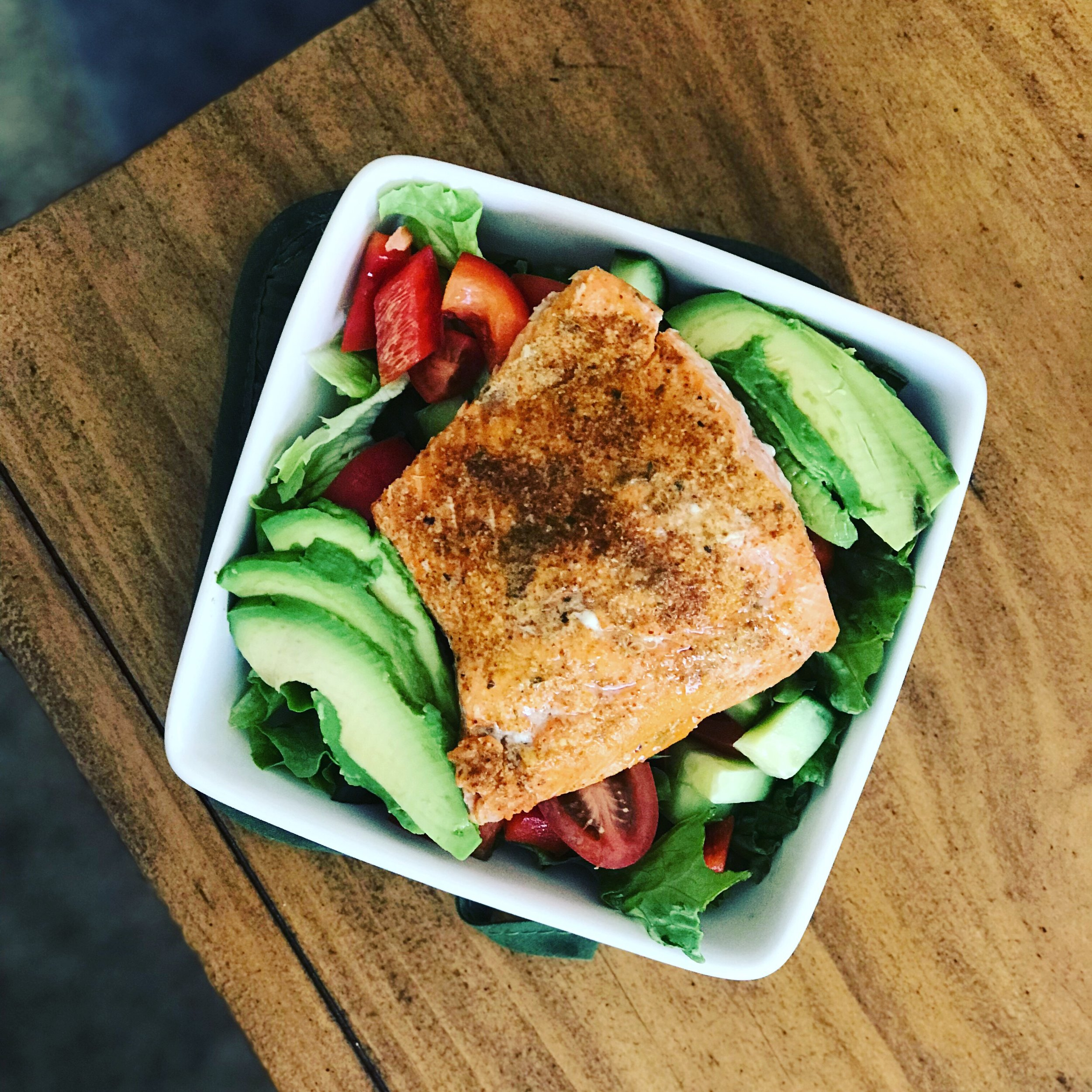 Quick and Easy Salmon - by: Christina Fit and Balanced