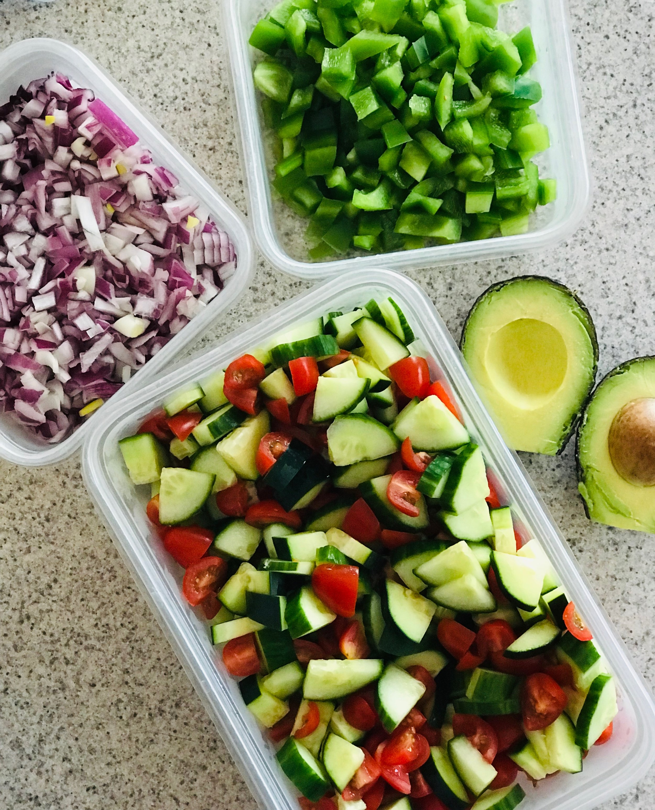 Kid-Friendly Salad - Christina Fit and Balanced