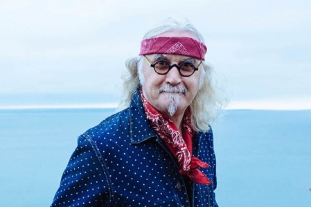 BILLY CONNOLLY: TRACKS ACROSS AMERICA - 4 x 60 MINS - ITV