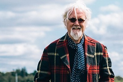 BILLY CONNOLLY: MADE IN SCOTLAND - 2 X 60 MIN - BBC TWO