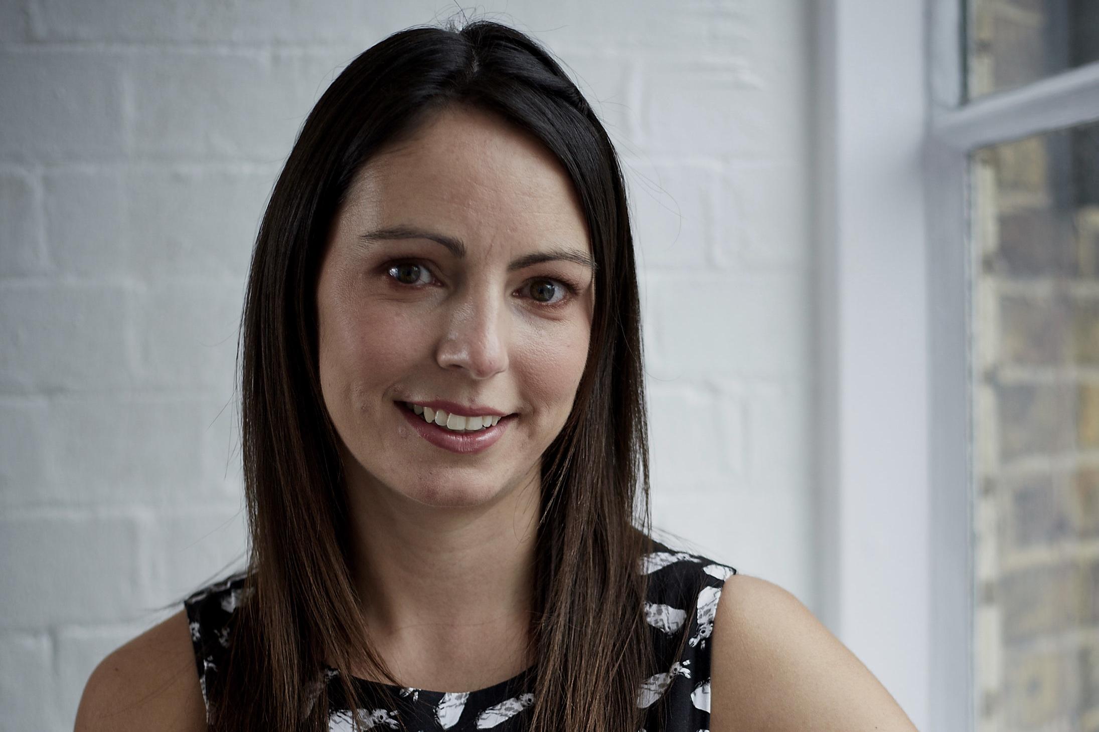 ANNE BODEN-FLETCHER - Head of Finance