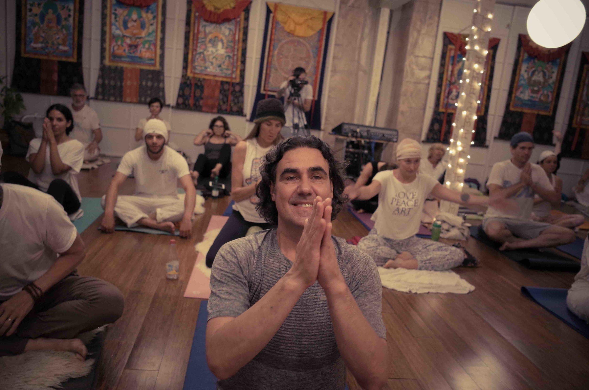 Micky in Guru Jagat's Yoga Class.jpg