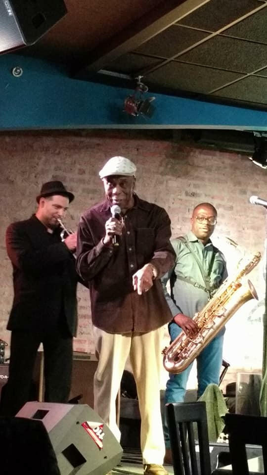 w/ Buddy Guy