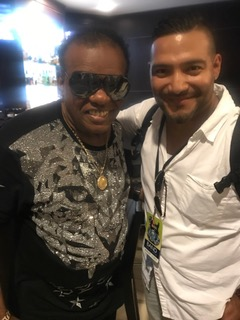 w/ Ronald Isley