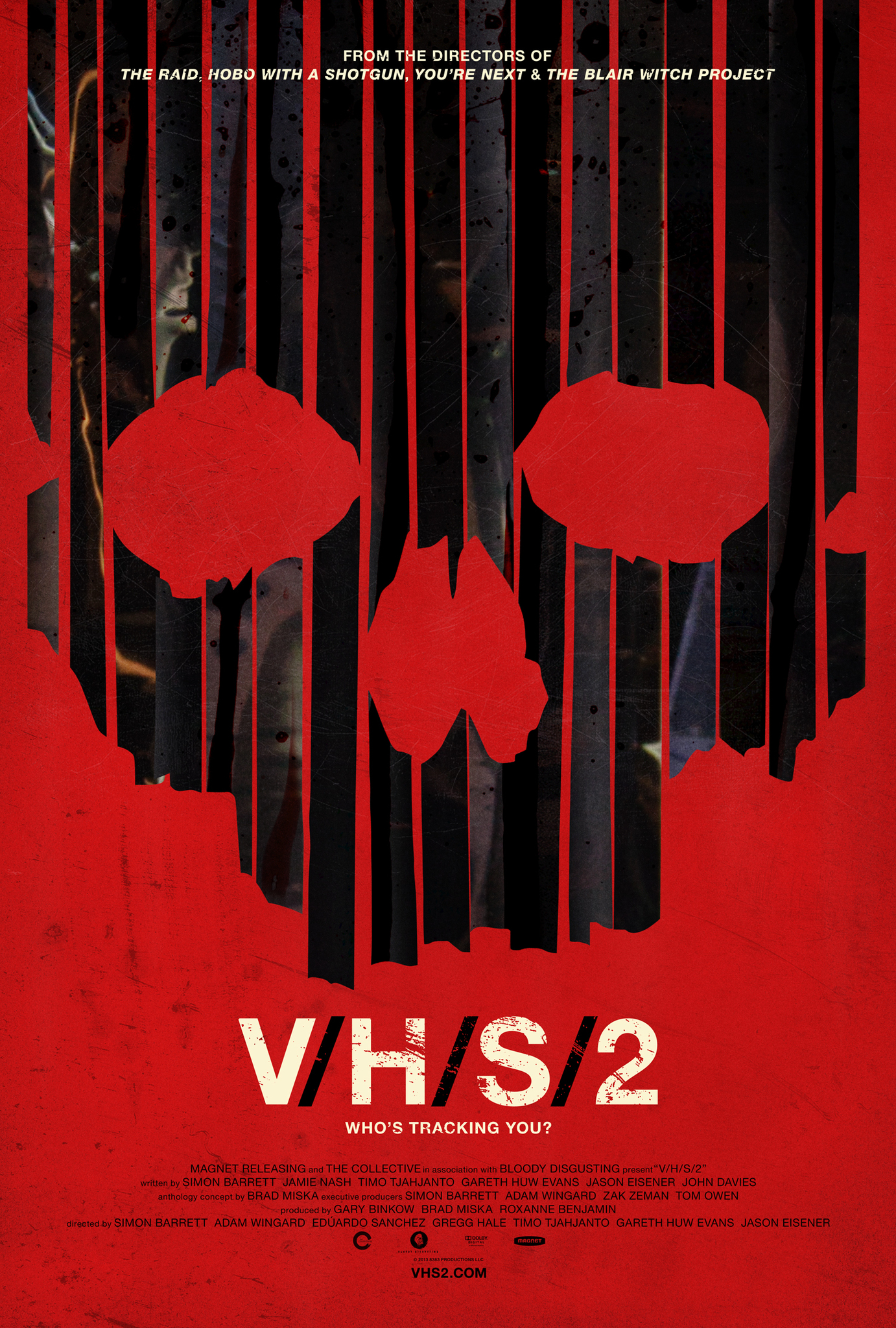V/H/S 2 - 2nd A.D./Additional Editor