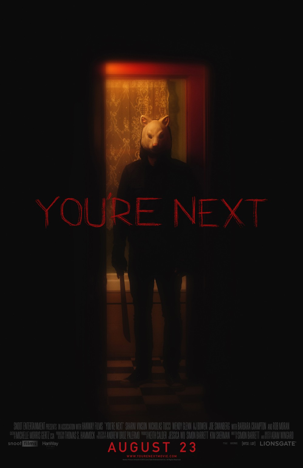 You're Next - Assistant Editor